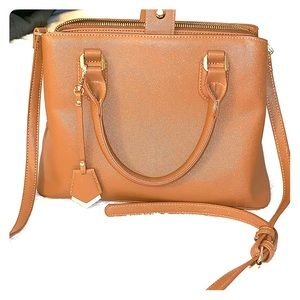 Like new Brown leather purse
